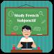 Study French Grammar by Mixture Liquid