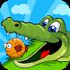 Croc Timber Water Splash by Tirta Jaya Games