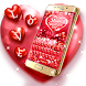 Valentine's Day Keyboard by Keyboard Theme Factory