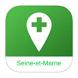 Pharmacies Seine-et-Marne (77) by Valentin Garcia