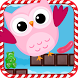 Cute Owl Jumper Sweet Candy by Miaosoft