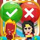 Superhero Simulator Game by Qliq