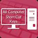 All Computer Shortcut Keys by SK Infotech