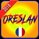 Oreslan musique 2018 by zinox1007