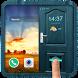2018 Door Lockscreen with Fingerprint by Weather Widget Theme Dev Team
