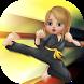 Kungfu Girls vs School Girl Fight - Karate Games