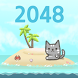 2048 Kitty Cat Island