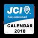 JCI Secunderabad Calendar 2018
