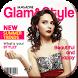 Magazine Cover Superstar by Thalia Photo Corner