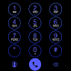 THEME i 8 BLUE BLACK EXDIALER by Tak Team Studio