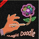 draw magic doodle 2017 by omisimo