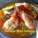 Resepi Mee Udang by waniza kreatif