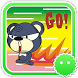 Stickey Violence Bear by Awesapp Limited