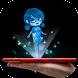 Ladybug Hologram 3D Joke