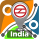 Indian Metro Maps by Transgo