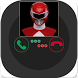 Call From Red Ranger by Mobileapps99