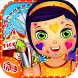 Baby Face Paint - Fun Fair by Tenlogix Games