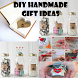 DIY Handmade Gift Ideas by legendladyapps