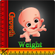Child Growth Tracker(BMI) by Classic_Apps
