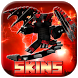 Dragon Skins for Minecraft Pocket Edition ( MCPE ) by Skins & Addons PE