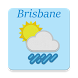Brisbane - Weather by Dan Cristinel Alboteanu
