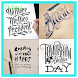 Hand Lettering Ideas by Holong