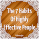 The 7 habits of highly effective peoples by Metamorfosis