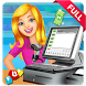Supermarket Cash Register Full by Funtale Games