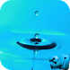 Droplets video wallpaper by Gallman Video Studio