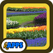 Gardens Tile Puzzle by KIKAN