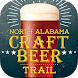 North Alabama Craft Beer Trail by Populace, Inc