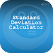 Standard Deviation Calculator by HIOX Softwares Pvt Ltd