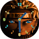 Hokage Ninja Clock Widget by FathiYossef