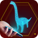 Velociraptor Hologram by Love Kid Apps