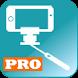 Selfie Stick for 40 Camera by Nano Mobi