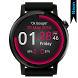 Basic Neon Watch Face by Tamago Design