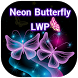 Neon ButterFly Live Wallpaper by Vvani Apps