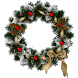 Christmas wreath by VGDG Advanced Technology