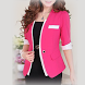 Female Blazer Style by rereapps