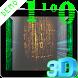 3D Matrix Corridor LiveWP by Arthur Arzumanyan