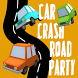 Car Crash Road Party by Sixay