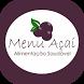 Menu Açaí by Appz2me