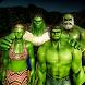 Incredible Monster Hero Family Revenge