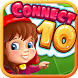 Connect 10 - Fun Math Puzzle by GA Technologies