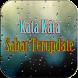 Kata Kata Sabar Dalam Diri by Leboy Developer