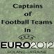 Euro Football Teams Captains by ИП Владимиров О.Н.