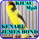 Kicau Kenari James Bond Mp3 by iky94 studio