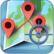 Free Maps Ruler by Mobile Next