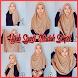 Tutorial Hijab Syar'I Mudah dan Simpel by Woochi Developer