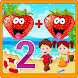 Numbers and Math Game for Kids by Free Runner Games